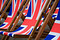 Union Jack Designer Deckchair