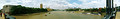 Lambeth Bridge Panoramic photograph