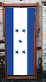 Honduras World Cup Designer Deckchair