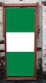 National Flag of Nigeria, World Cup designer deckchair