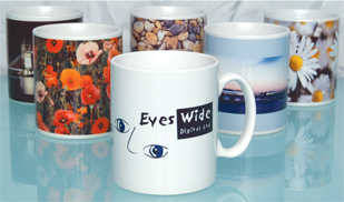 Photo mugs from Eyes Wide